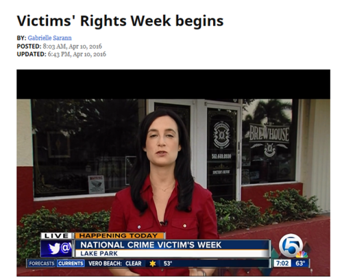 Crime Victims Rights - channel 5
