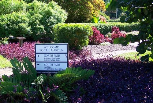 Mounts Garden